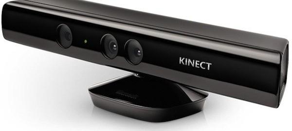 kinect-unas