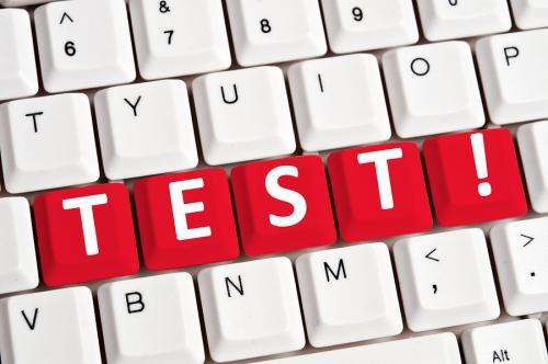 test-unas