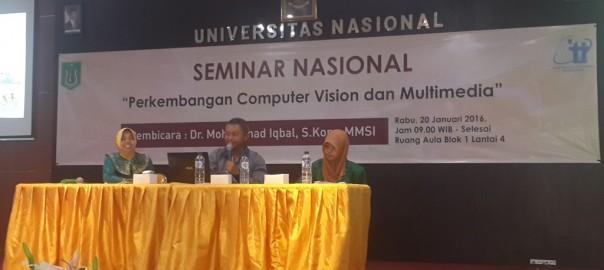 Seminar Computer Vision